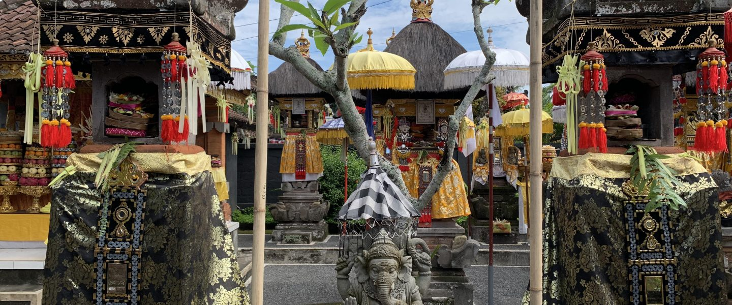 BALI DIARY: The Good and The Evil